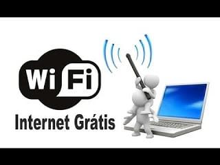 Internet Gratis dengan Wifi Hotspot