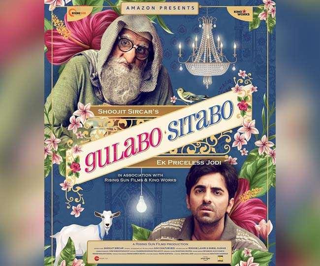 Gulabo Sitabo 2020 Hindi 720p AMZN WEBRip x264 AAC 5.1 MSubs - Google Drive Link