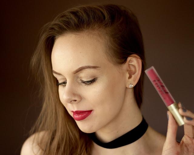 mua velvet lip lacquer review