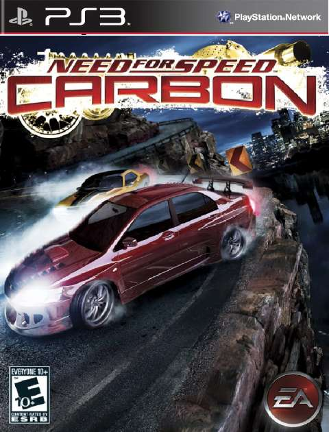 Need for Speed Carbon - Download game PS3 PS4 RPCS3 PC free