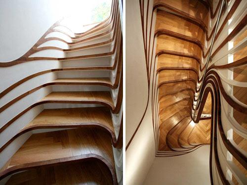 Diseño de escaleras