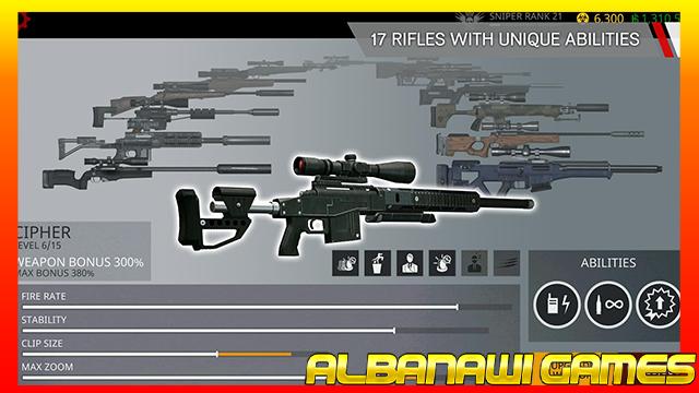 تحميل لعبة Hitman Sniper MOD للاندرويد من ميديا فاير
