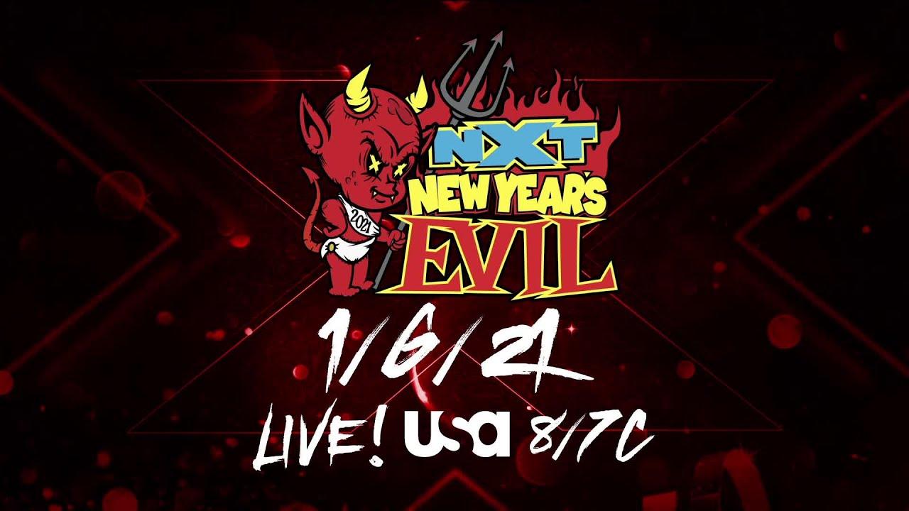 Nova luta por título é anunciada para o NXT New Year's Evil