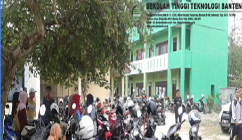 PENERIMAAN MAHASISWA BARU (STTB) 2018-2019 SEKOLAH TINGGI TEKNOLOGI BANTEN
