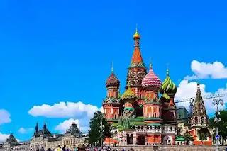 تاشيرة روسيا  الاوراق المطلوبة و رسوم استخراجها2021