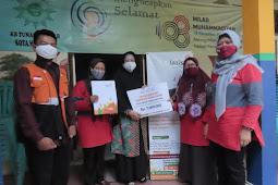 Terdampak Pandemi : Lazismu Tasyarufkan Program Bakti Guru Di PAUD Tunas Aisyiyah Kota Magelang