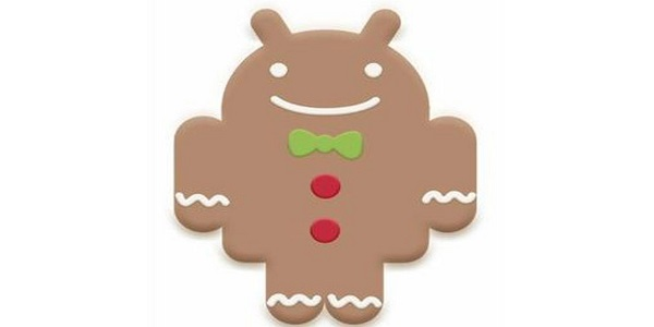 OS Android Gingerbread