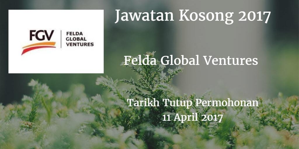 Jawatan Kosong FGV 11 April 2017