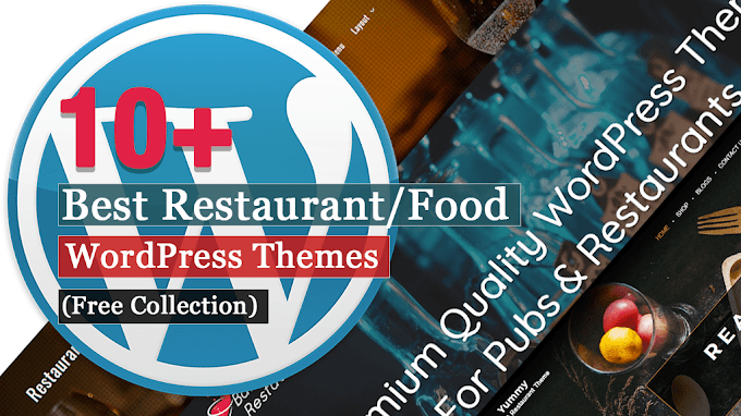 11 Best Restaurant WordPress Themes