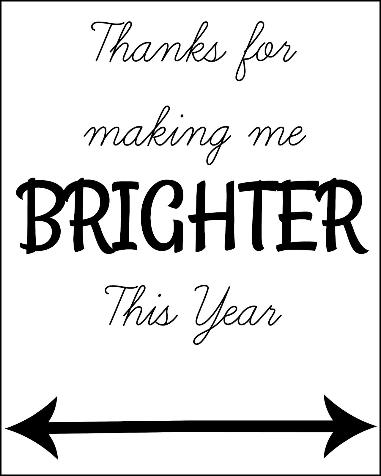 Teacher Candle Gift Idea