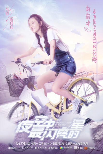 The Brightest Star in the Sky cdrama Janice Wu Qian