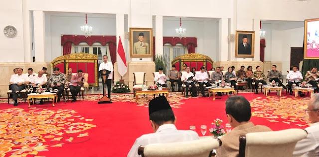 Lagi, Jokowi Ingatkan Kementerian Gerak Cepat Bantu Korban Banjir