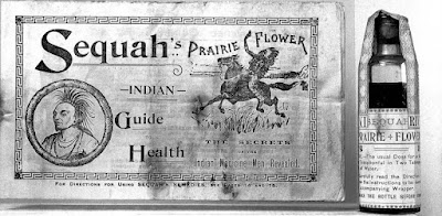 Sequah's Prairie Flower