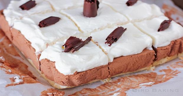 French Silk Pie Bars Recipe