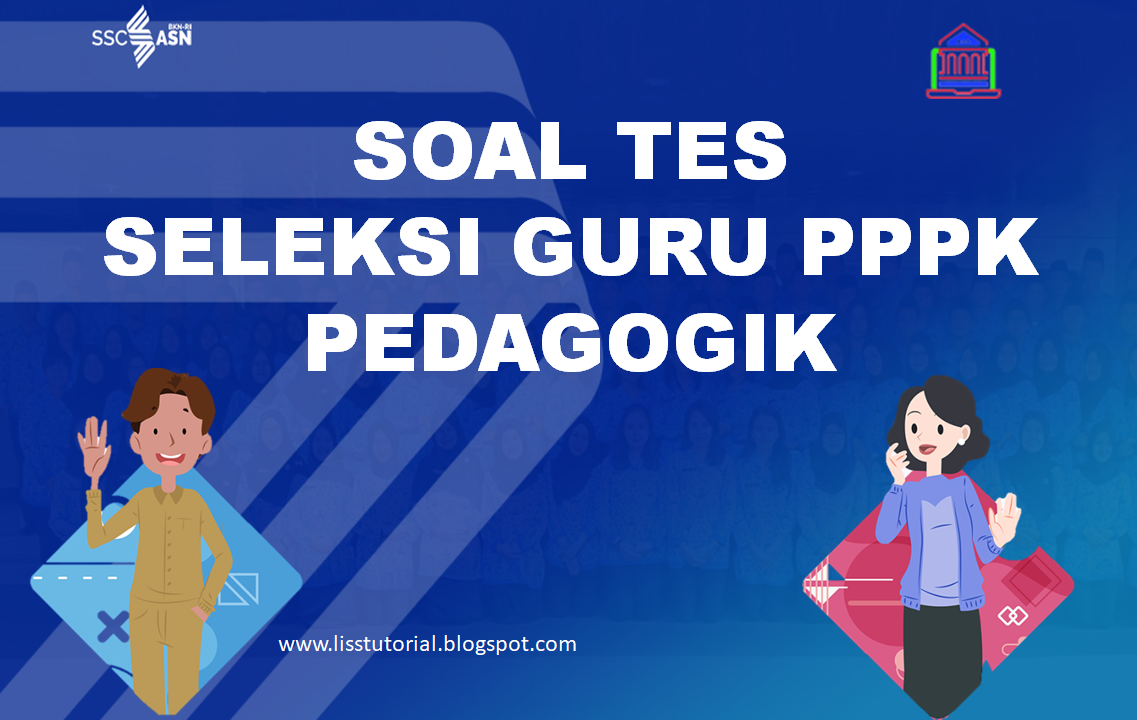 Seleksi Guru PPPK Mapel Pedagogik