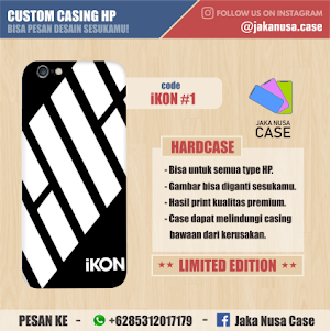 Casing HP IKON #1