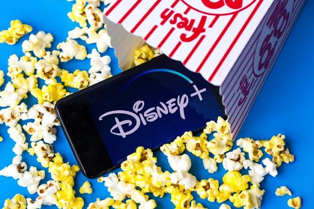 تطبيق Disney Plus
