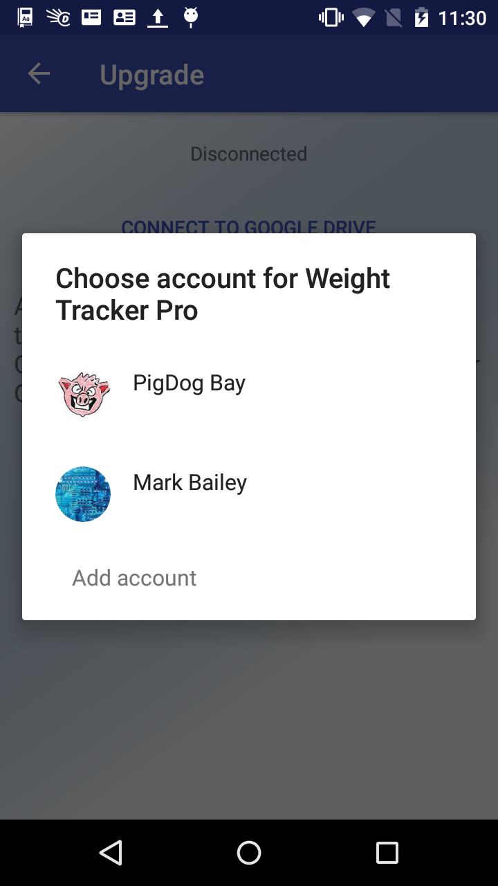 Pig Dog Bay: Weight Tracker v1.18 and Pro v2.02