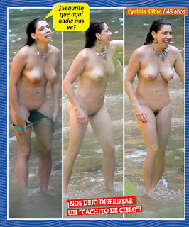 cynthia klitbo actriz mexicana desnuda