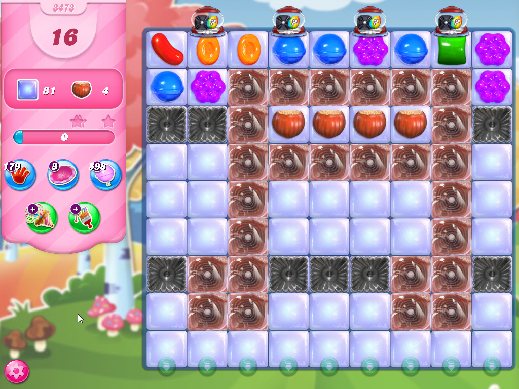 Candy Crush Saga level 3473