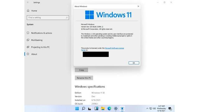 Windows 11 SE'nin henüz yayın öncesi sürüm olduğunu unutmamak gerekiyor. Dolayısı ile Windows 11 SE, Microsoft tarafından resmen tanıtıldığında söz konusu özellikler farklılık gösterebilir. Peki, şu ana kadar Windows 11 SE ile ilgili neler biliyoruz?