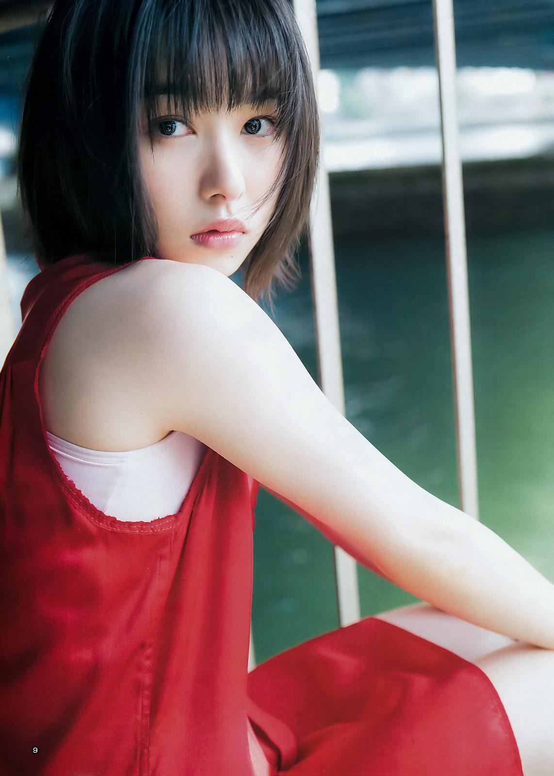 Sakurai Hinako 桜井日奈子, Young Jump 2018 No.20 (週刊ヤングジャンプ 2018年20号)