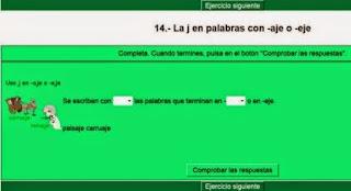 http://cplosangeles.juntaextremadura.net/web/lengua4/ortogafia_4/laj_aje_4/usoj01.htm