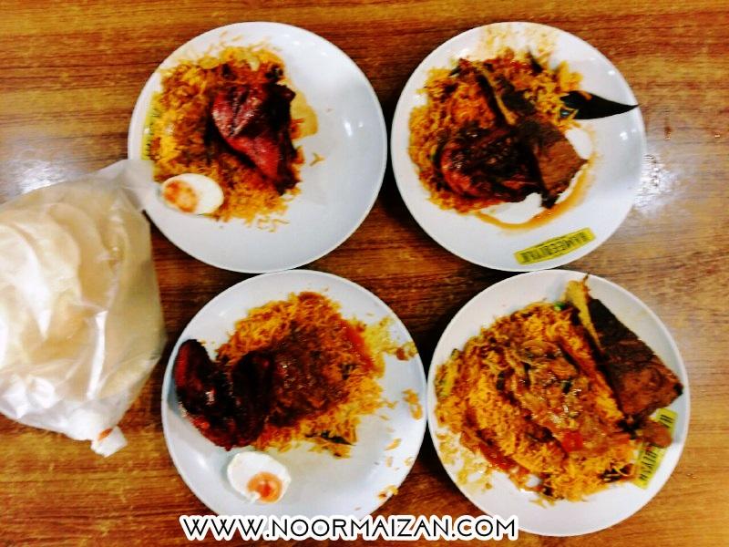 Restoran Nasi Kandar Hameediyah Penang