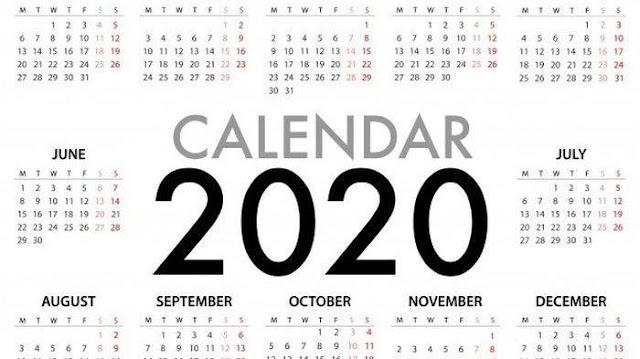 cuti bersama lebaran 2020