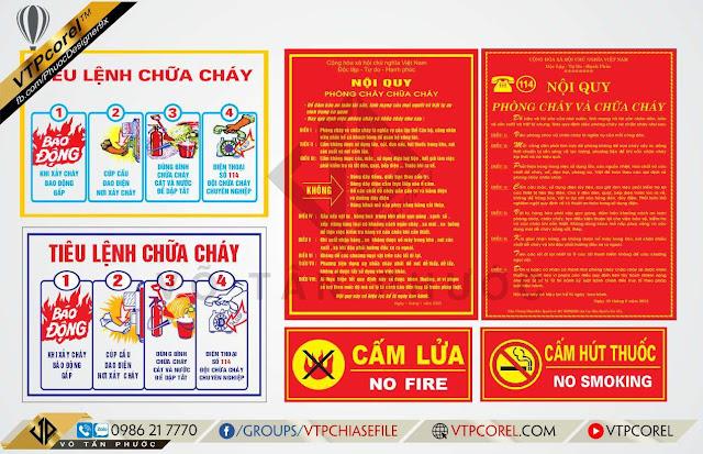 Tiêu Lệnh phòng cháy chữa cháy CDR12