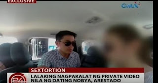 NBI, sex video, sextortion, Filipina, scandal
