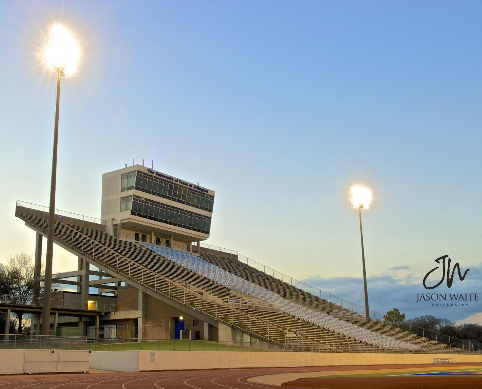 Dallas Architectural Photographer Uta College Park Center