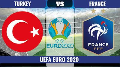 مشاهدة مباراة فرنسا وتركيا بث مباشر اليوم 14-10-2019 في تصفيات اليورو 2020