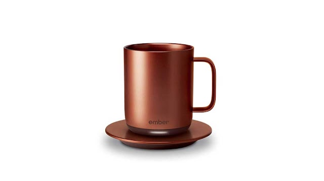 Ember Copper Mug 10 Oz