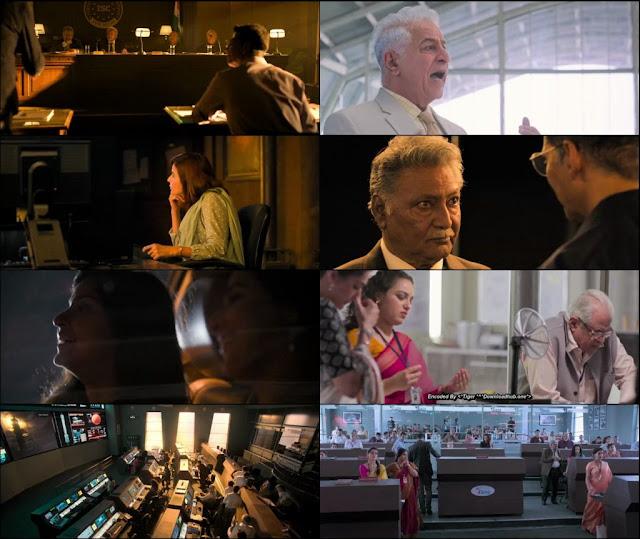 Mission Mangal 2019 Hindi 720p WEBRip