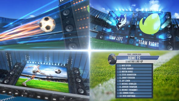 Ultimate Soccer - Complete Broadcast Package[Videohive][After Effects][24887338]