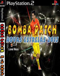 Bomba Patch Novas Estrelas 2013 PS2 Torrent