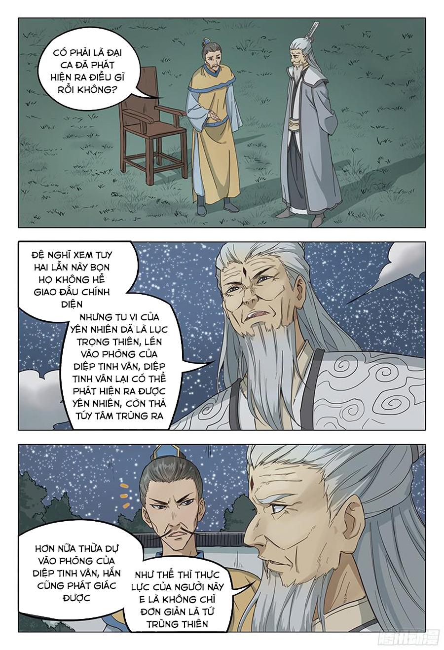 Vạn Giới Tiên Tung Chap 49 - Trang 8