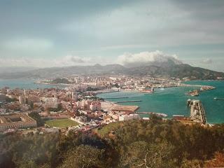 fotos panorámicas de Ceuta