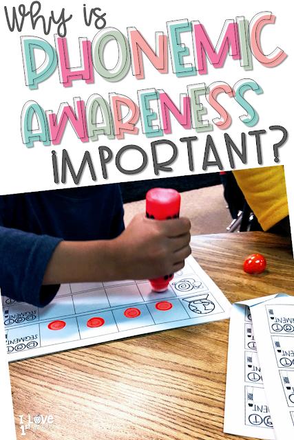 phonological awareness activities, phonemic awareness games