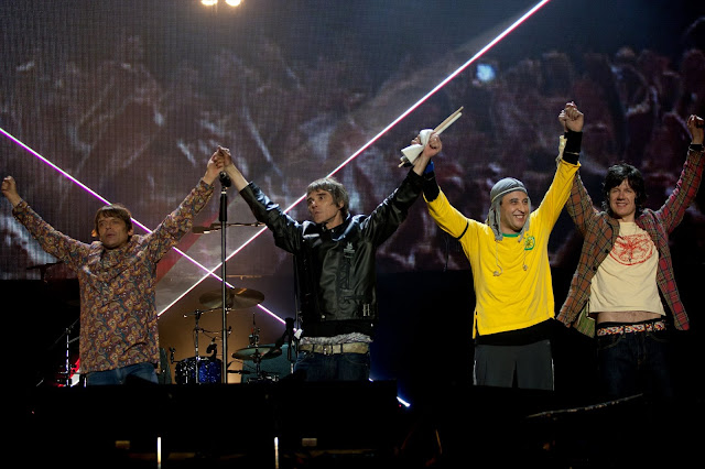 stone roses reunion live