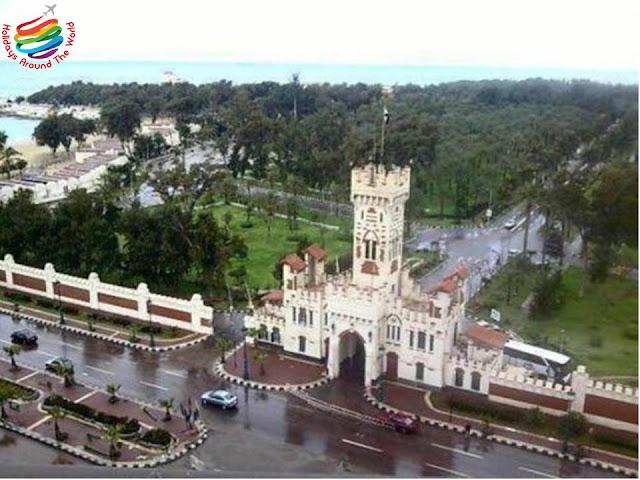 Montaza Palace Gardens - Alexandria