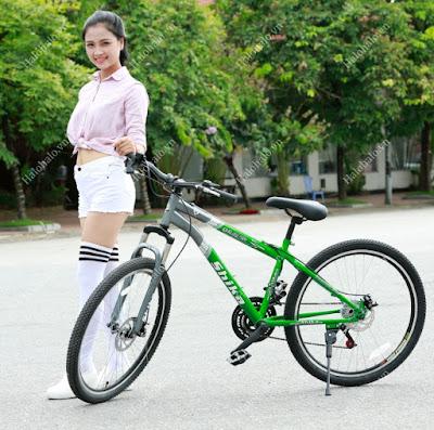 Xe đạp thể thao nữ tốt nhất