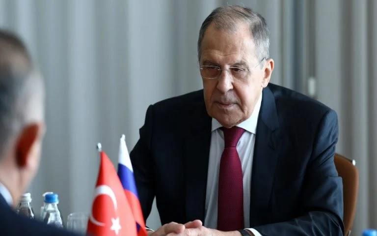 Λαβρόφ: Ρωσία και Τουρκία συνεχίζουν τη στρατιωτική συνεργασία