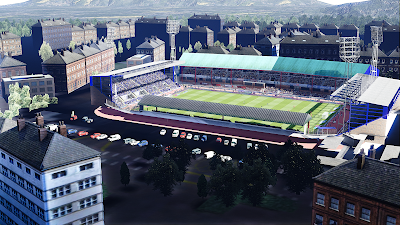 PES 2021 Stadium Dens Park
