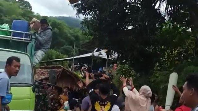 BNPB Benarkan Ada Penjarahan Di Lokasi Bencana Gempa Bumi Sulbar