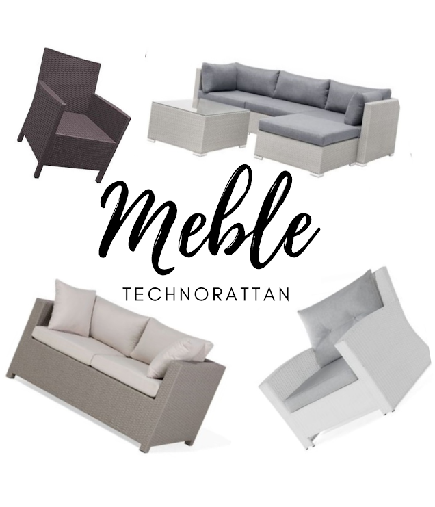 meble technorattan