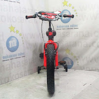 18 pacific hotshot fx30 bmx sepeda anak