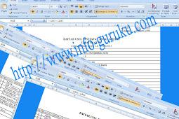 Kumpulan File Aplikasi Dupak Terbaru