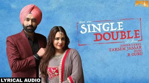 Single Double Punjabi Song Lyrics   Tarsem Jassar   Latest Punjabi Song 2020